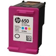 Reincarcare cartus hp 650 Color