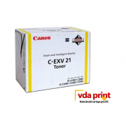 Cartus toner C-EXV21 Yellow Original Canon IR C2380