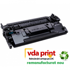 Cartus remanufacturat HP CF226X (26X)