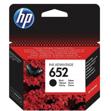 Cartus hp 652 Black Original Ink Advantage Cartridge F6V25AE