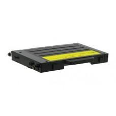 Reincarcare cartus toner Xerox 6100 Yellow