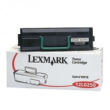 Reincarcare cartus toner Lexmark W810 (12L0252)