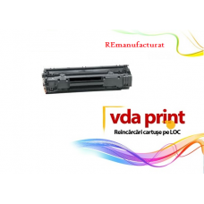 Cartus toner hp CF283A Remanufacturat