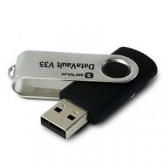 USB Flash Serioux V35 4GB, black, SFUD04V35