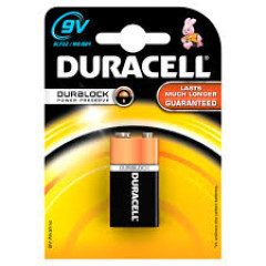 Baterie Duracell Basic 9V