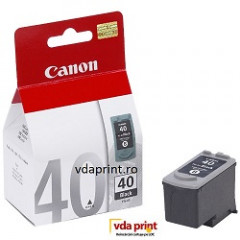 Cartus Canon Original PG-40 Negru
