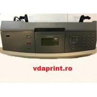 OP Panel Upper Front Cover Lexmark T654dn