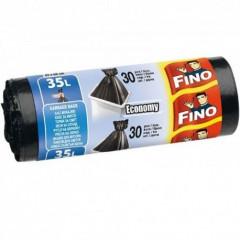 Saci menajeri Fino 35 L, 30 buc rola