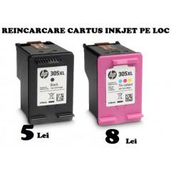 Reincarcare cartus hp 305,3YM61AE