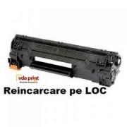 Reincarcare cartus toner hp CF283A (83A)