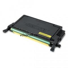 Reincarcare cartus toner Samsung CLT Y609S Yellow